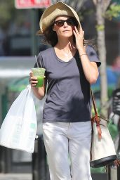 Keri Russell - Out in NYC, August 2015