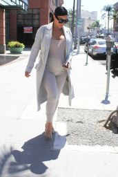 Kim Kardashian - Out in Los Angeles, August 2015