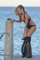 Kimberley Garner Swimsuit Photos in St Tropez, August 2015