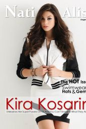 Kira Kosarin - NationAlist Magazine August 2015 Issue