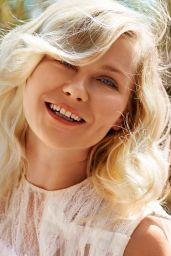 Kirsten Dunst - Town & Country Magazine September 2015
