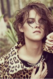 Kristen Stewart - Elle Magazine UK September 2015 Cover and Pics