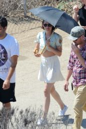 Kristen Stewart - New Woody Allen Movie Set in LA, August 2015