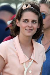 Kristen Stewart - New Woody Allen Movie SEt Photos, August 2015