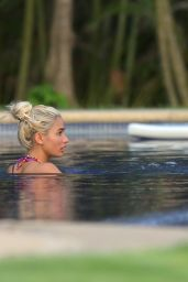 Kylie Jenner and Pia Mia Perez in Bikini In Punta Mita, August 2015