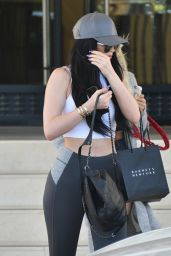 Kylie Jenner and Pia Mia Perez - Out in Beverly Hills, August 2015