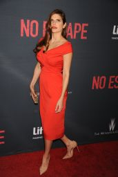 Lake Bell – No Escape Premiere in Los Angeles