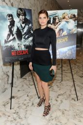 Lake Bell - No Escape Special Screening in New York City
