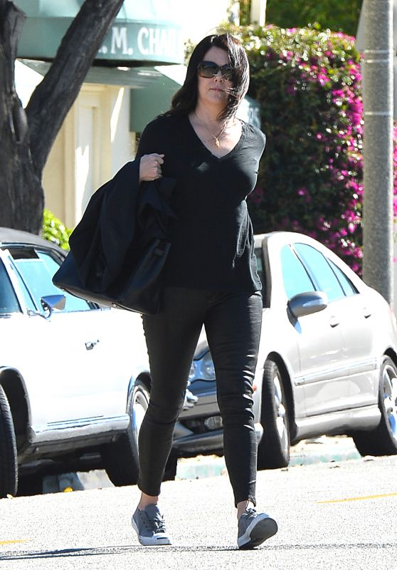 Lauren Graham - Out in Los Angeles, August 2015