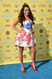 Lea Michele - 2015 Teen Choice Awards in Los Angeles