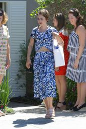 Lily Collins - Pre-Teen Choice Awards 2015 Gifting Suite in Brentwood