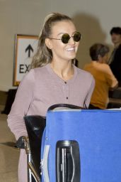 Little Mix - LAX airport in Los Angeles, August 2015