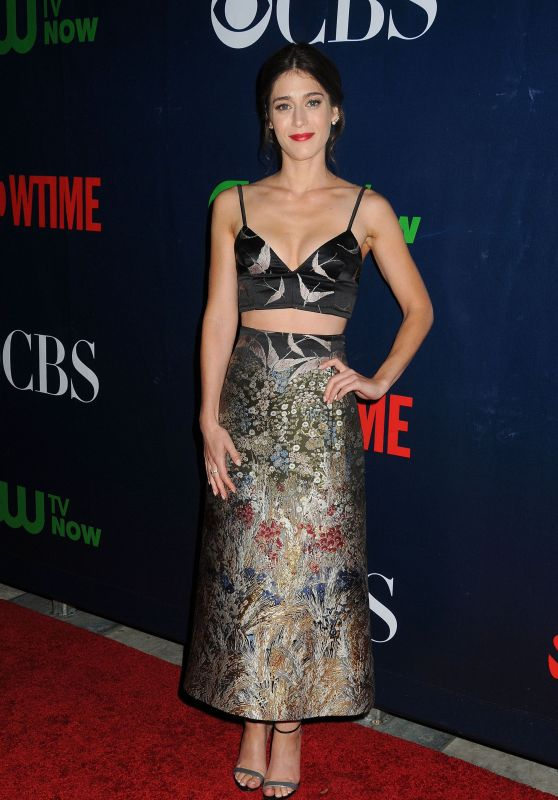 Lizzy Caplan - 2015 Showtime, CBS & The CW