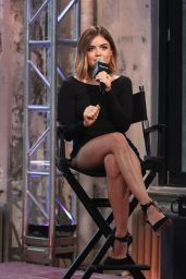 Lucy Hale - AOL BUILD Speaker Series Pretty Little Liars at AOL Studios in New York City