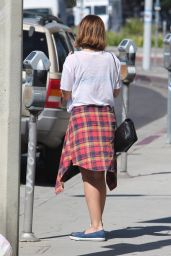 Lucy Hale - Out in Beverly Hills, August 2015