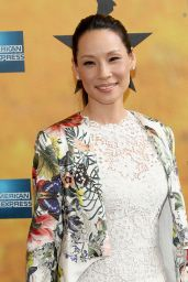 Lucy Liu -