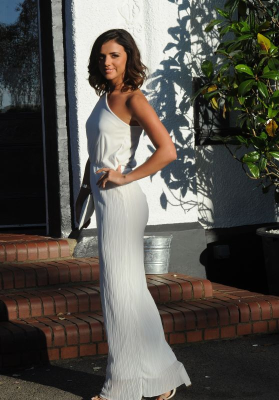 Lucy Mecklenburgh - Boob Summer Ball in Aid of CoppaFeel at High Beech, Essex