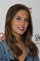 Lucy Watson – Diet Coke Fashion Forward Designer Collaboration Fashion Party in London