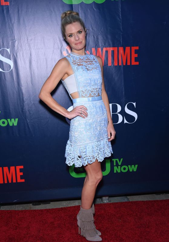 Maggie Lawson – 2015 Showtime, CBS & The CW's TCA Summer Press Tour Party in Los Angeles