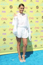 Maia Mitchell - 2015 Teen Choice Awards in Los Angeles
