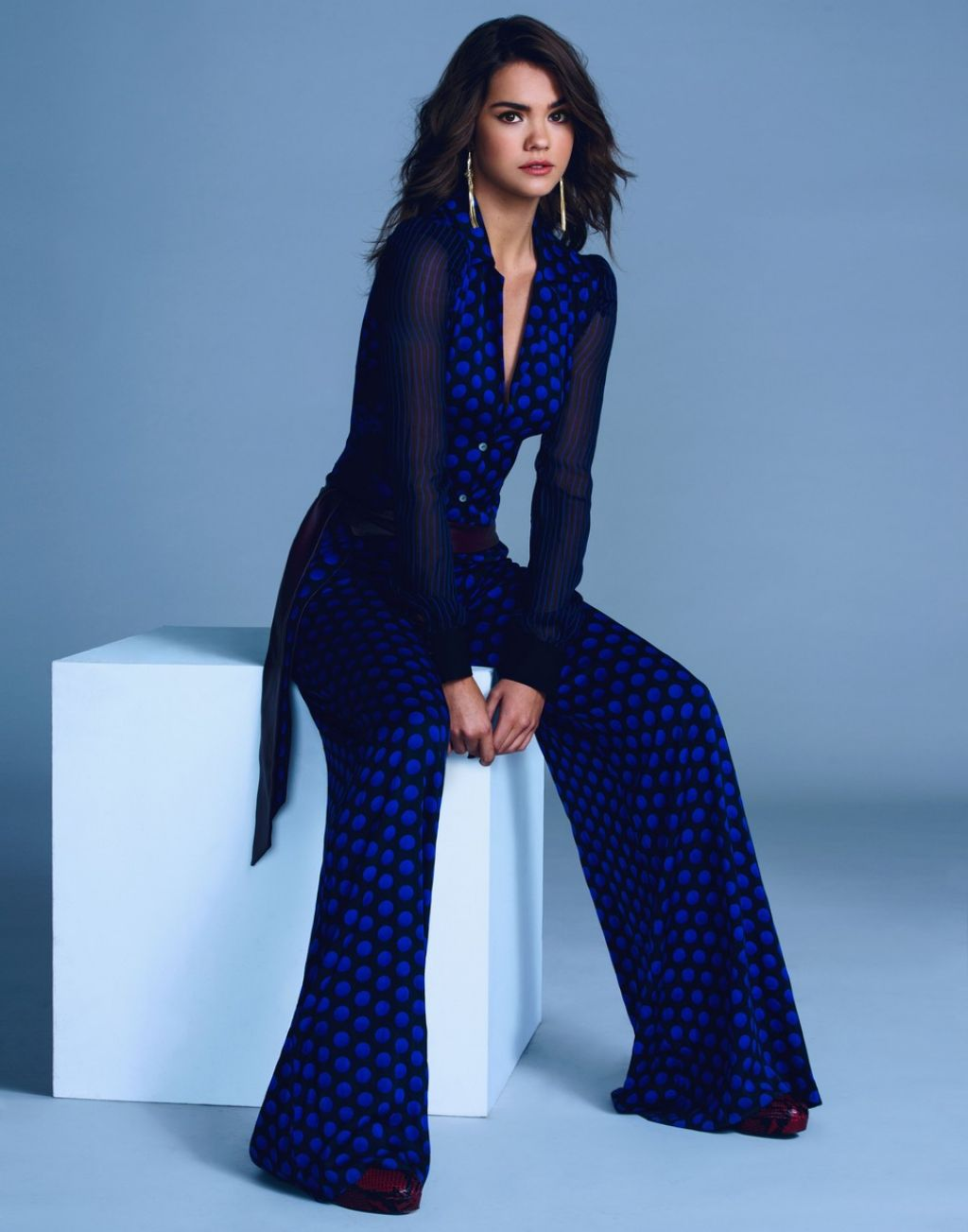 Maia Mitchell Photoshoot July 2015
