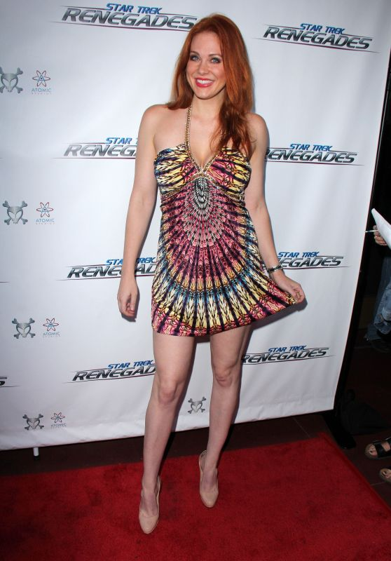 Maitland Ward – Star Trek Renegades Premiere in Westwood