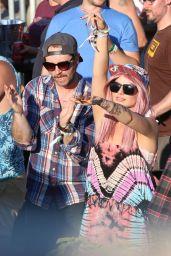 Margot Robbie - 2015 Osheaga Festival in Montreal