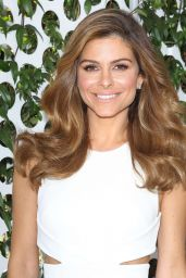 Maria Menounos at Her First Day as E!News Anchor in Los Angeles