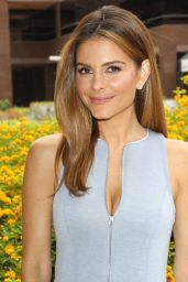 Maria Menounos in Alexander Wang Dress in Los Angeles, August 2015