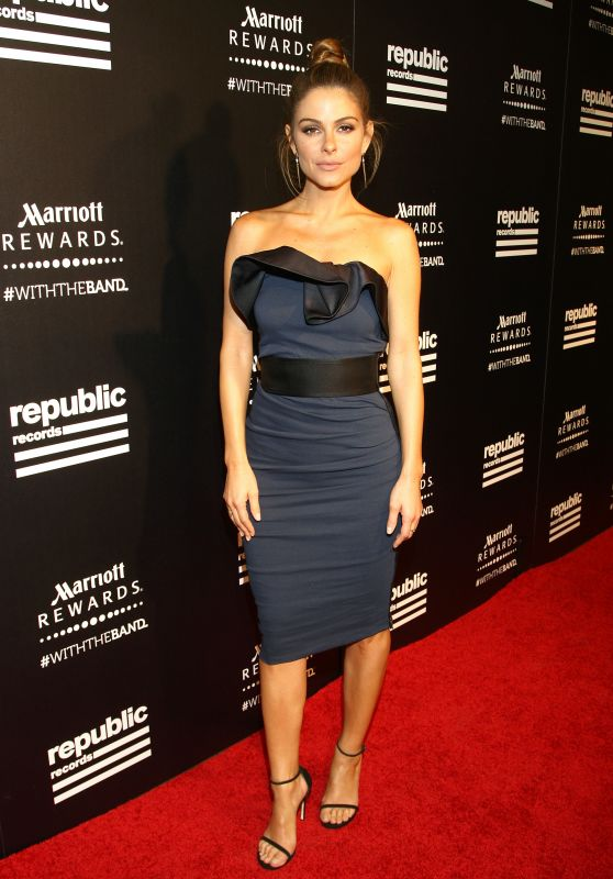 Maria Menounos – Republic Records VMA 2015 After Party in West Hollywood