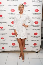 Maria Sharapova - Sugarpova Pop-Up Shop at Bloomingdale