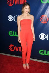 Melissa Benoist - 2015 Showtime, CBS & The CW