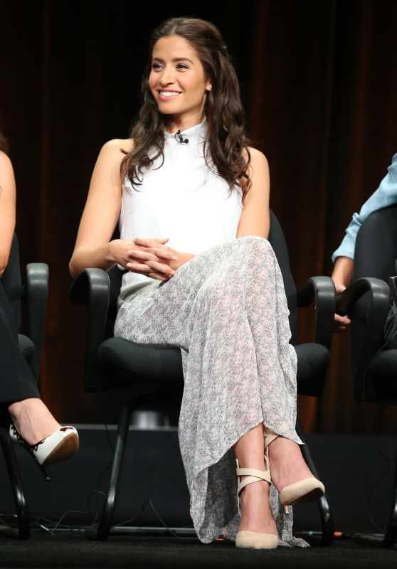 Mercedes Mason - Fear The Walking Dead AMC Summer TCA Tour in Beverly Hills