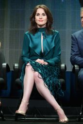 Michelle Dockery - PBS 2015 TCA Summer Tour for Downton Abbey in Beverly Hills