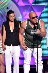 Michelle Rodriguez - 2015 Teen Choice Awards in Los Angeles