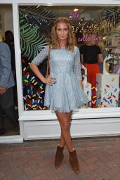Millie Mackintosh - Zara Martin's Headphones Launch Party at Skinnydip in London