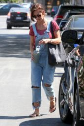 Minka Kelly Street Style - Out in West Hollywood, August 2015