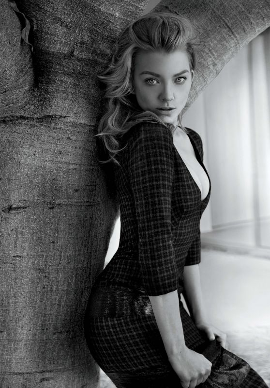 Natalie Dormer - Michigan Avenue Magazine September 2015