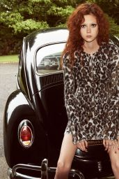 Natalie Westling - Vogue Magazine France September 2015 Photos
