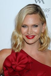 Natasha Henstridge - The Beverly Hilton Celebrates 60 Years With a Diamond Anniversary Party