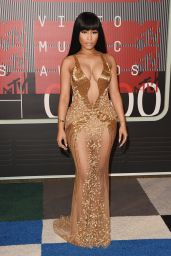Nicki Minaj – 2015 MTV Video Music Awards at Microsoft Theater in Los Angeles