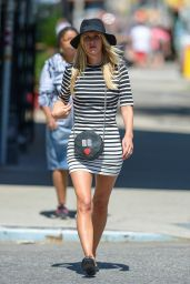 Nicky Hilton In Downtown Manhattan, August 2015