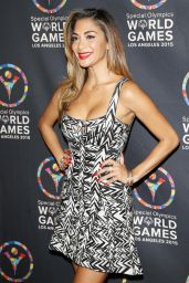 Nicole Scherzinger - 2015 Special Olympics Сelebrity Dance Challenge