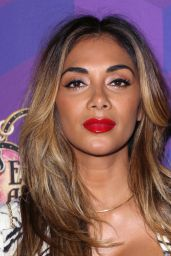Nicole Scherzinger – Just Jared's Way To Wonderland in West Hollywood, August 2015