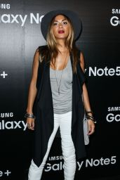 Nicole Scherzinger - Samsung Galaxy S6 edge+ Note 5 Launch in West Hollywood