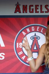 Nina Agdal at the Angels
