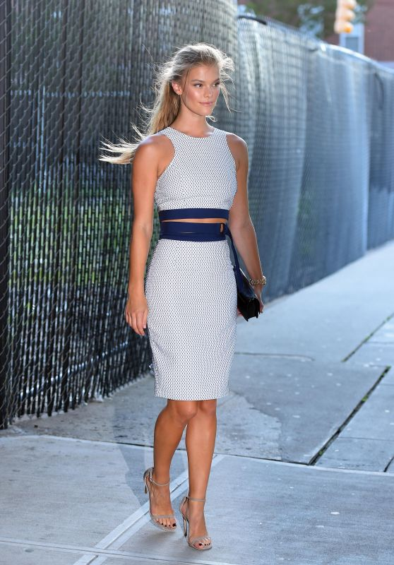 Nina Agdal – People Stylewatch Party in New York City, August 2015