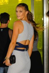 Nina Agdal - StyleWatch x Revolve Fall 2015 Fashion Party in NYC