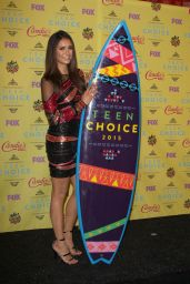 Nina Dobrev - 2015 Teen Choice Awards in Los Angeles