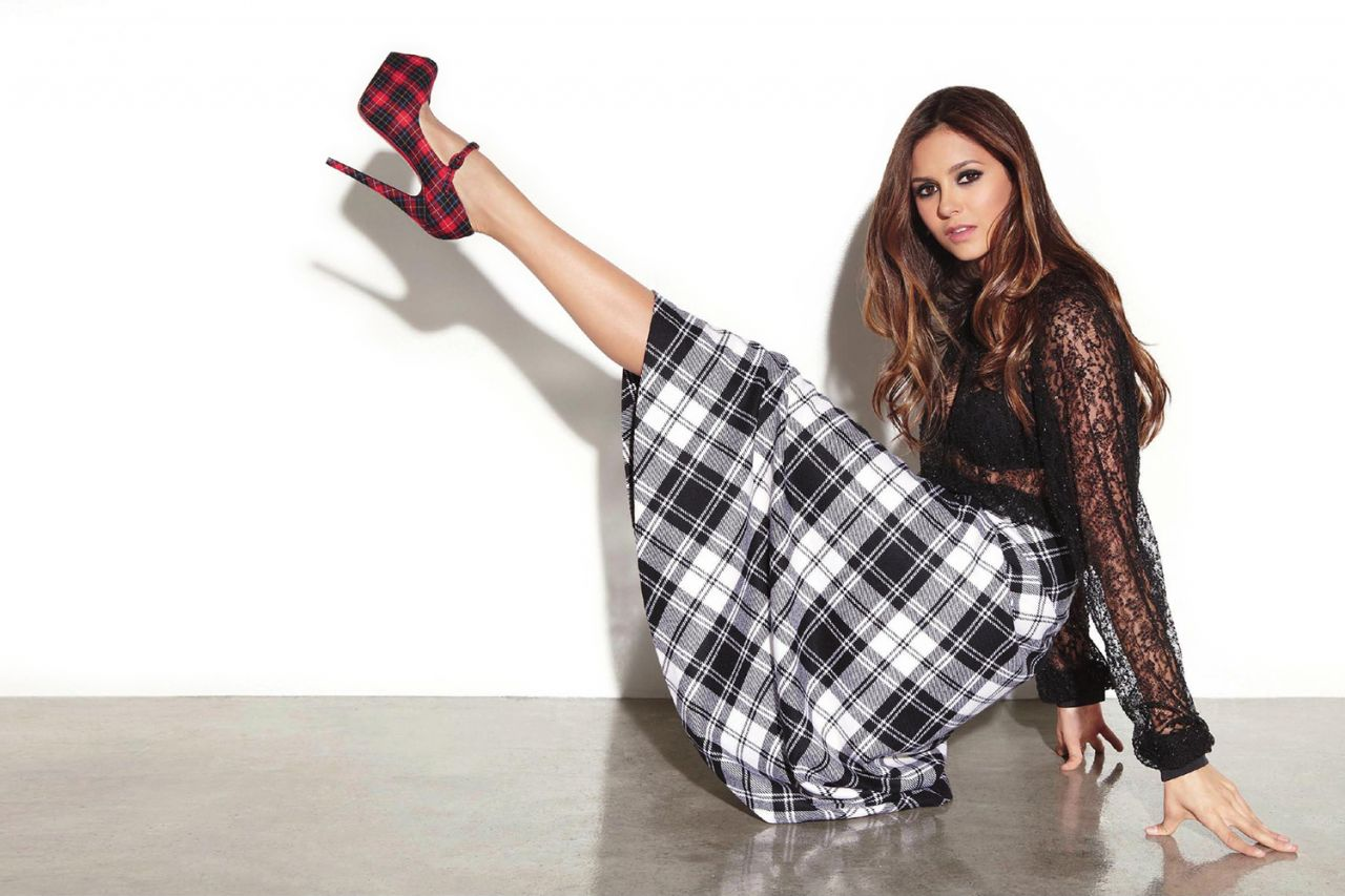 Nina Dobrev - Photoshoot For Ocean Drive-1787